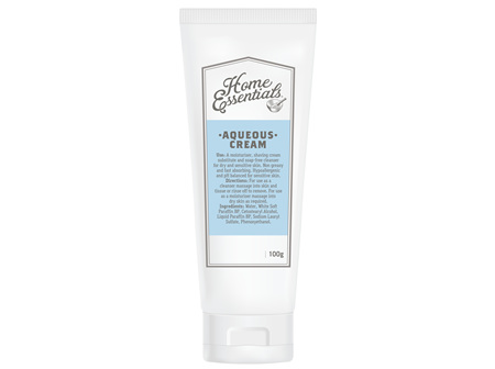 Home Essentials Aqueous Cream Tube 100g