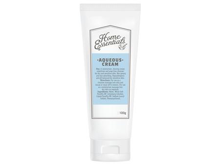 Home Essentials Aqueous Cream Tube 100g