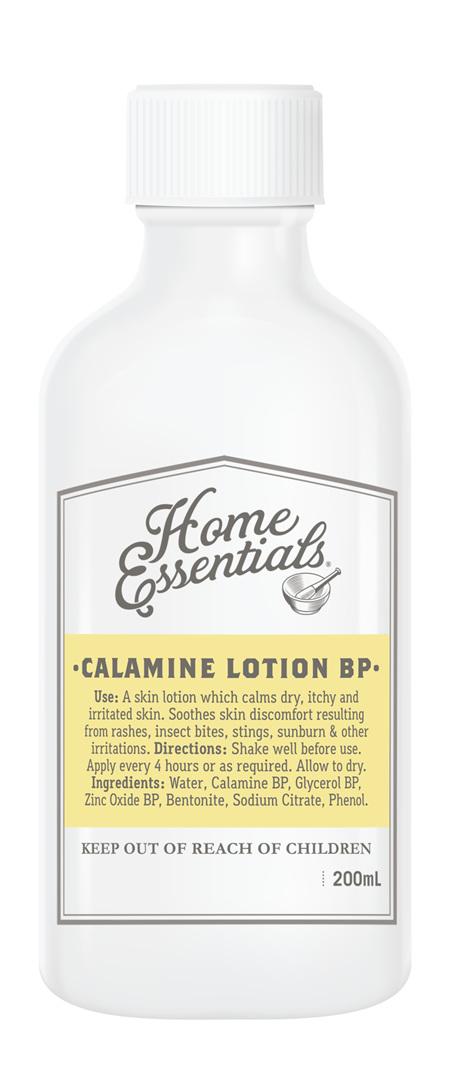 Home Essentials Calamine Lotion BP  200ml