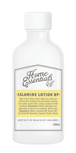 Home Essentials Calamine Lotion BP  200ml