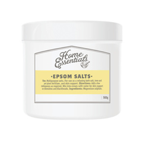 Home Essentials Epsom Salts  500g