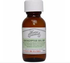 Home Essentials Eucalyptus Oil BP 50ml