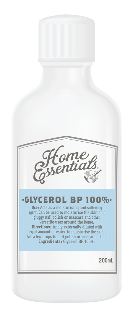 Home Essentials Glycerol BP 100%  200ml