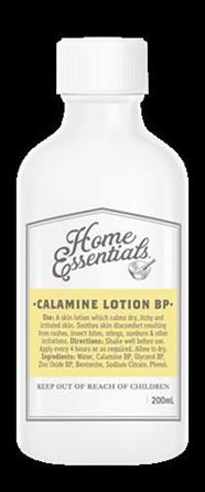 Home Essentials Home Essentials Calamine Lotion BP  100ml 200ml in photo