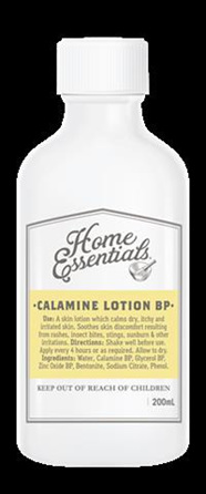 Home Essentials Home Essentials Calamine Lotion BP - 100ml (200ml in photo)