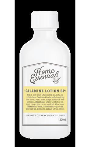 Home Essentials Home Essentials Calamine Lotion BP - 100ml (200ml in photo)