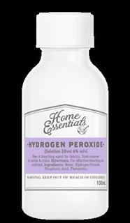Home Essentials Hydrogen Peroxide Solution 20vol 6 ww