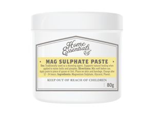 Home Essentials Magnesium Sulphate Paste 80g
