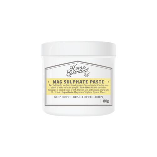 Home Essentials Magnesium Sulphate Paste 80g
