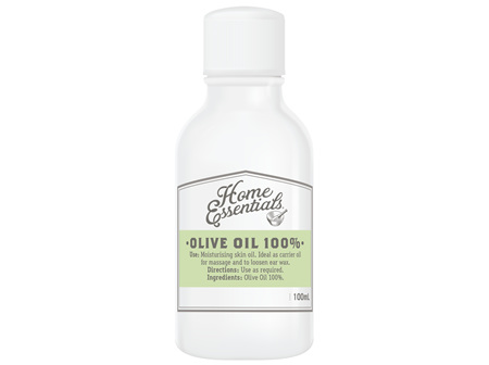 Home Essentials Olive Oil 100% 100ml