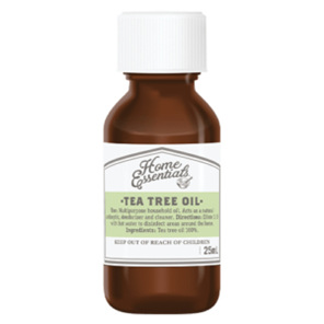 Home Essentials Tea Tree Oil  25ml