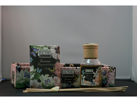 Home Fragrance Jasmine Reed Diffuser 100ml