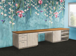 Home office interiors made to order bloomdesigns new zealand