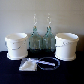 Home winemaking packages