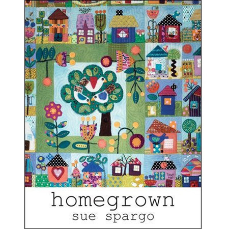 Homegrown by Sue Spargo