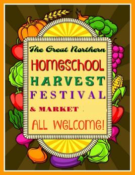 Homeschool Harvest Festival & Market 9.4.20