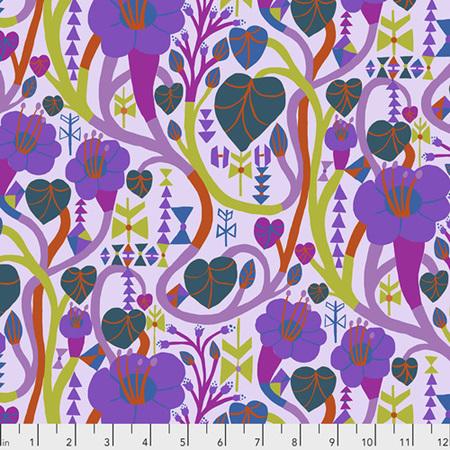 Homeward Meander Lilac PWMF013.Lilac