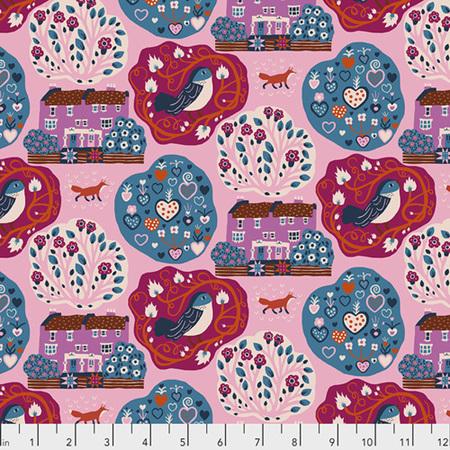 Homeward My Block Mini Pink PWMF019.Pink
