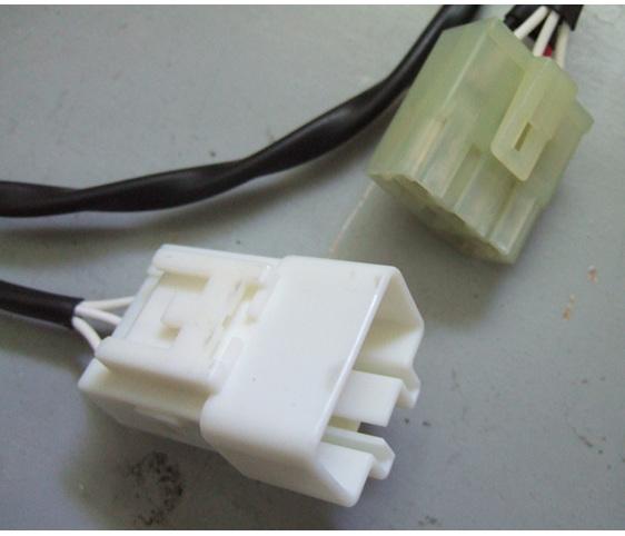 Honda racing battery wire