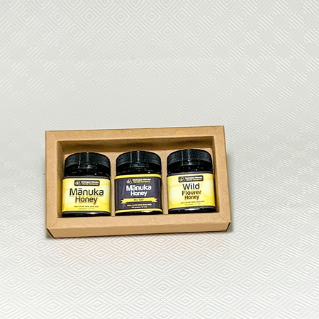 Honey Mini Trio Giftpack