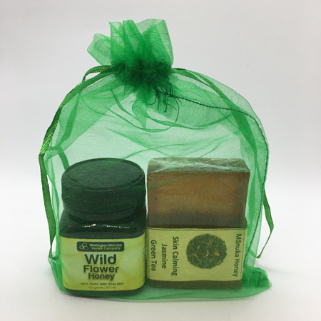 Honey & Soap Gift Bag #1