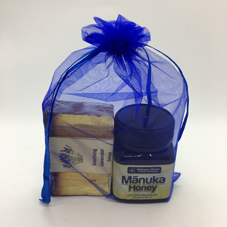 Honey & Soap Gift Bag #2