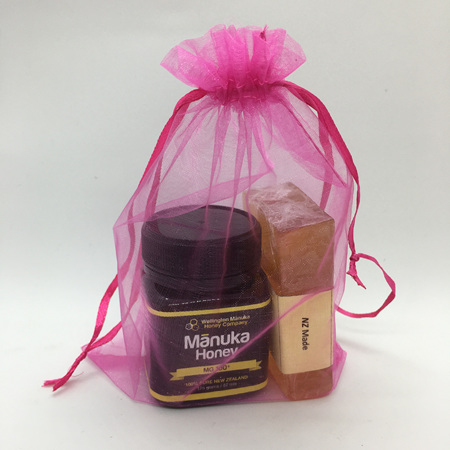 Honey & Soap Gift Bag #3
