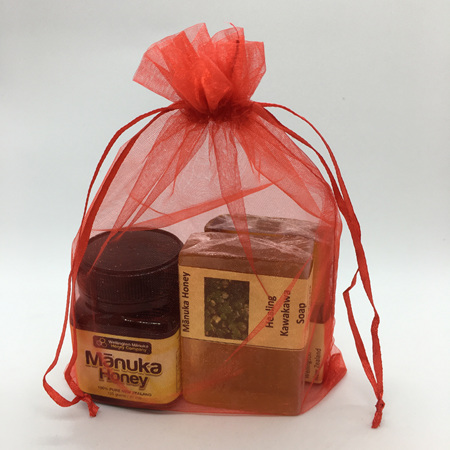 Honey & Soap Gift Bag #4