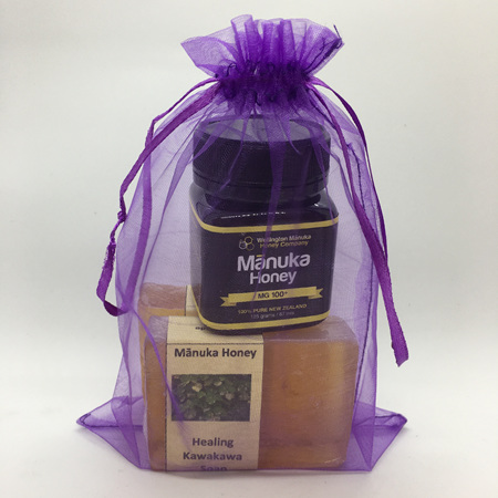 Honey & Soap Gift Bag #5