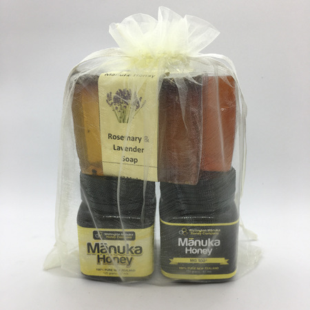 Honey & Soap Gift Bag #6
