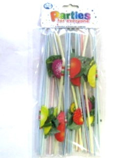 Honeycomb Fruit Flexistraws x 20