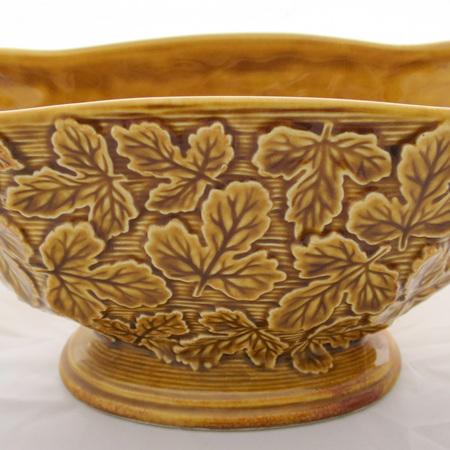 Honeyglaze vase
