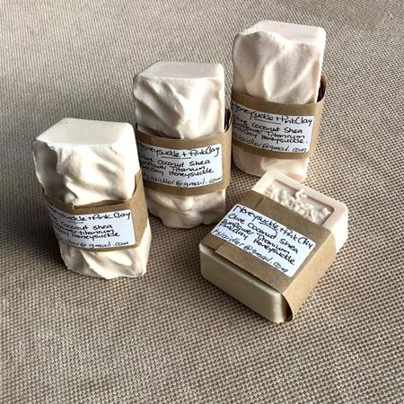 Honeysuckle Soap