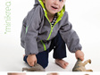 Hooded Jacket size 6mth - 3yrs