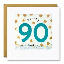 Hooray 90 Today