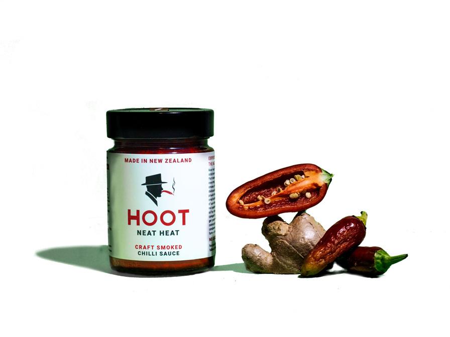 Hoot-Smoked Chilli Sauce | 320g Jar