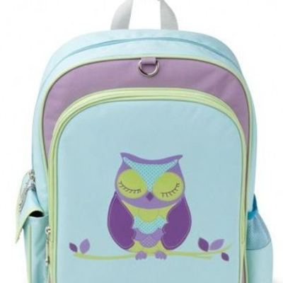 Hootie the owl backpack - large