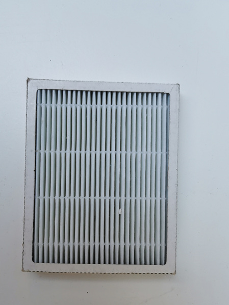 HOOVER VACUUM CLEANER MODEL HB2030B REAR FILTER