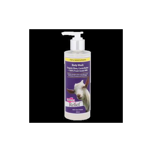 Hopes Relief Hope'S Relief Goats Milk Body Wash
