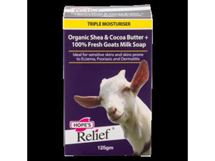 Hopes Relief Hope'S Relief Goats Milk Soap