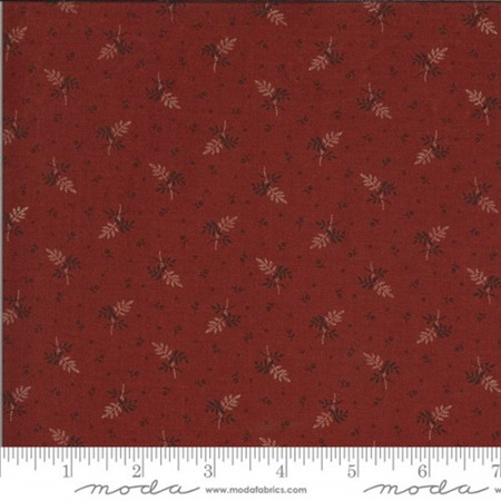 Hopewell Leaf & Berry Brick 38116-15