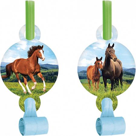 Horse blowouts x 8.