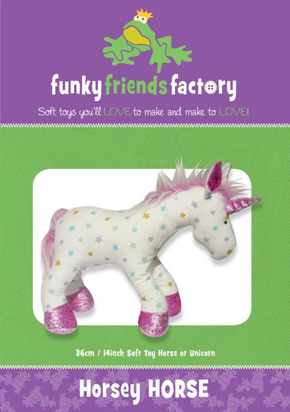 Horsey Horse by Funky Friends Factory