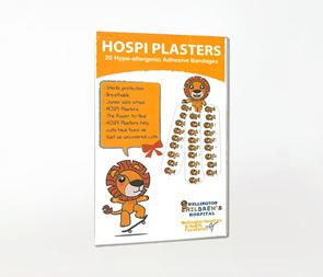 HOSPI Plasters