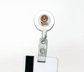 HOSPI Retractable Swipe Card Holder