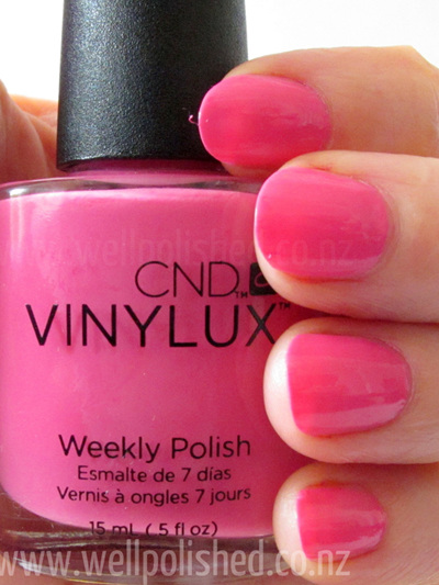 Hot Pop Pink Vinylux