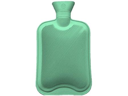 HOT WATER BOTTLE - GREEN