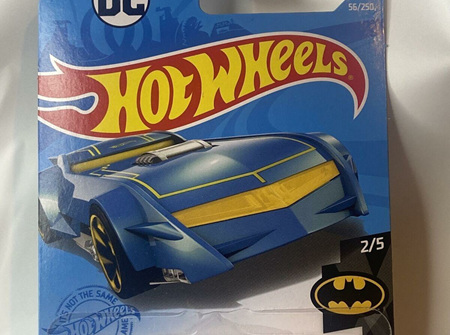Hot Wheels Batman The Batman Batmobile