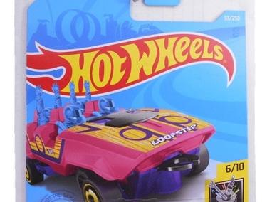 Hot Wheels Experimotors Loopster