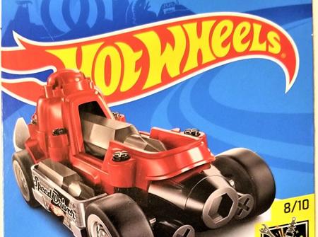 Hot Wheels Experimotors Speed Driver
